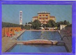 Carte Postale 30. Beaucaire  Hotel Restaurant Des Vignes Blanches  Très Beau Plan - Beaucaire