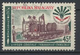 °°° MADAGASCAR - Y&T N°498 - 1972 °°° - Madagascar (1960-...)