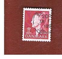 DANIMARCA (DENMARK)  -   SG 1094 -  1999  QUEEN MARGRETHE II   4,00 RED   - USED ° - Danimarca