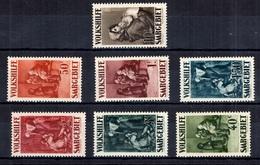 Sarre YT N° 135/141 Neufs ** MNH. TB. A Saisir! - 1920-35 Société Des Nations