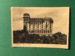Cartolina Varese - Palace Hotel - 1938 - Varese