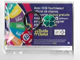 Porte Bonheur Trefle A 4 Feuilles Et Chiffre 13 Tour De France 2018 - Other