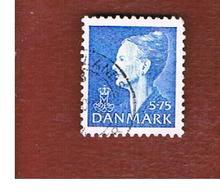 DANIMARCA (DENMARK)  -   SG 1101 -  2000   QUEEN MARGRETHE II   5,75  - USED ° - Usati