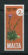 MALTE- Y&T N°431- Neuf Sans Charnière ** (fleurs) - Malte