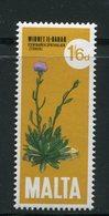 MALTE- Y&T N°434- Neuf Sans Charnière ** (fleurs) - Malte