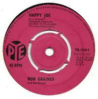 """Ron Grainer  """" Happy Joe """" - Vinyles"""