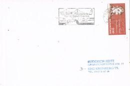 31181. Tarjeta FREDERICIA (Danmark) Dinamarca 1988. Forbindelserne - Dinamarca