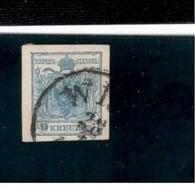 Austria1850: Michel5y  Used - 1850-1918 Imperium