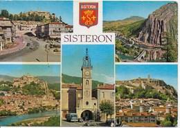 Sisteron - Multi Vues - Sisteron