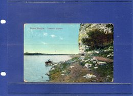 ##(ROYBOX1)-Postcards- Russia -  Volga  -  Used 1913 - Russia