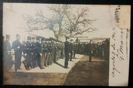 HC - 1904 - URUGUAY Revolution Soldiers - CIVIL WAR - Ed. BLANCO Y PADILLA - RARE REAL PHOTO MILITAR RPPC POSTCARD - Uruguay