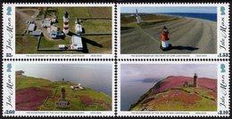 Isle Of Man - 2018 - Lighthouses Of Isle Of Man - Mint Stamp - Isle Of Man