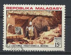 °°° MADAGASCAR - Y&T N°514 - 1972 °°° - Madagascar (1960-...)