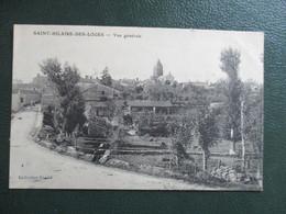 CPA 85 SAINT HILAIRE DES LOGES VUE GENERALE - Saint Hilaire Des Loges