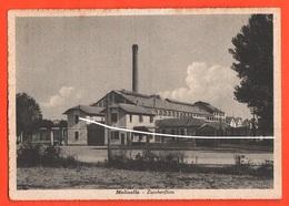 Zuccherificio Molinella Bologna Cpa Anni ' 40 - Agricoltura