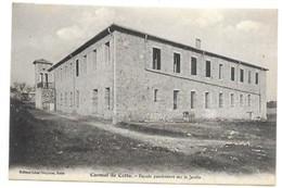 CARMEL DE CETTE - FACADE POSTERIEURE SUR LE JARDIN  ( N'existe Plus ) SETE - Sete (Cette)