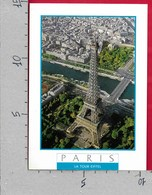 CARTOLINA NV FRANCIA - PARIS - La Tour Eiffel - 10 X 15 - Tour Eiffel