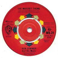 "Ron Grainer   ""  The Maigret Theme  "" - Vinyles"