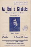 Au Bal à Chabots, Gaby Cutser. - Musique & Instruments