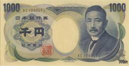 Japan 1000 Yen (P100b) (Pref: XC) -UNC- - Japon