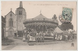 CPA 45 MARCILLY EN VILLETTE La Fête Du Pays - Other Municipalities