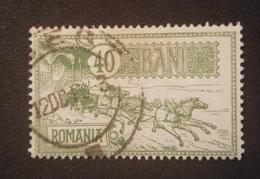 Roemenië/Romana - Nr. 143 (used) - Otros