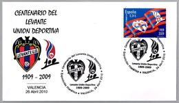 Centenario UNION DEPORTIVA LEVANTE. Murcielago - Bat. Valencia 2010 - Equipos Famosos