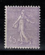 YV 197 N* Semeuse Cote 7 Euros - Neufs