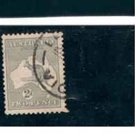 AUSTRALIA1915:Michel21used - Used Stamps