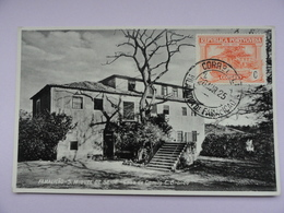 CARTE MAXIMUM CARD CASA DE CAMILO BRANCO PORTUGAL RARE - Architectuur