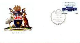 AUSTRALIE. Flamme De 1979 Sur Entier Postal. Rowland Hill. - Rowland Hill