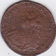 1764-JETON D'ETRENNES De CHARLES ALEXANDRE De LORRAINE-GOUVERNEUR Des PAYS-BAS-1769-Diam. : 3,3cm - France