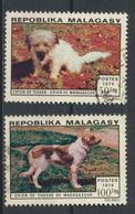 °°° MADAGASCAR - Y&T N°547/48 - 1974 °°° - Madagascar (1960-...)
