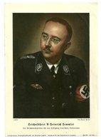Deutsche Propaganda Material Aus Der Zweiten Weltkrieg Zeit: Reichsführer SS Heinrich Himmler - Dokumente