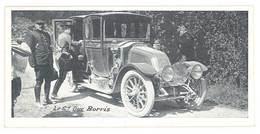 """Cpa """" Mignonette """" Automobile - Le Grand Duc Borris ( Renault ? ) - Taxis & Fiacres"""
