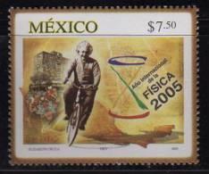 Mexique.  Einstein. Année De La Physique . 1 T-p Neuf ** # 2104 - Albert Einstein
