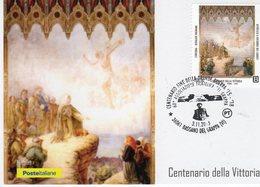 Bassano D.G. (VI)  3.11. 2018 - Centenario Fine Della Grande Guerra 15 - 18 - - Guerra 1914-18