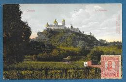 MESSICO MEXICO CHOLULA LA PIRAMIDE 1912 - Messico