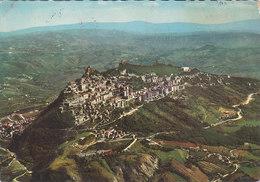 Saint Marin Panorama Vue - San Marino