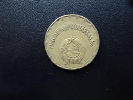 HONGRIE : 2 FORINT   1983 BP    KM 591     TTB+ - Hongrie