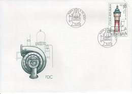 CZECH REPUBLIC  - 2007 Technical Monuments- Water Towers  FDC5899 - FDC