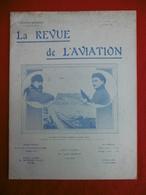 AVIATION REVUE ILLUSTREE COURSE PARIS ROME ENSEIGNE CONNEAU VIDART PARIS ROME 1911 N° 55 - Livres, BD, Revues