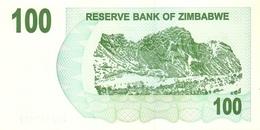ZIMBABWE P. 42 100 D 2007 UNC - Zimbabwe