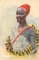 Publicité Musculosine Byla: XII Maroc - Illustration L. Lessieux - Format Carte Postale - Cromo