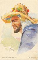 Publicité Musculosine Byla: XIV Kabylie - Illustration L. Lessieux - Format Carte Postale - Cromo