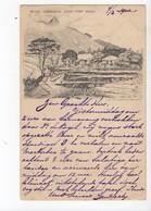 INDONESIE - SEMARANG - Hôtel Merbaboe - 4500 Voet Hoog 1900... - Indonesia