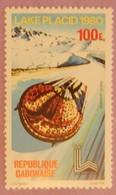 "GABON ANNEE 1980 PA  YT 226 NEUF(**) "" JO D HIVER"" - Gabon (1960-...)"