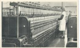 De Ringspinmolen - Le Continu à Filer  à Anneaux - Uitg. Van Melle - Industrie