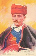 Publicité Musculosine Byla: V Roumanie - Illustration Fonseca - Format Carte Postale - Cromo