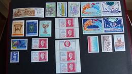 FRANCE - Année 1994 - 52 Timbres ** Neuf Sans Charnière  Tous Différents - Stamps